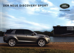 Land Rover Discovery Sport, Der neue; 2015_1 (World Travel Library) Tags: land rover discovery sport 2015 car brochures sales literature world travel library center worldtravellib auto automobil papers prospekt catalogue katalog vehicle transport wheels makes models model automobile automotive motor motoring drive wagen photos photo photograph picture image collectible collectors ads fahrzeug automobiles english cars   worldcars ride go by frontcover documents dokument broschyr esite catlogo folheto folleto   ti liu bror