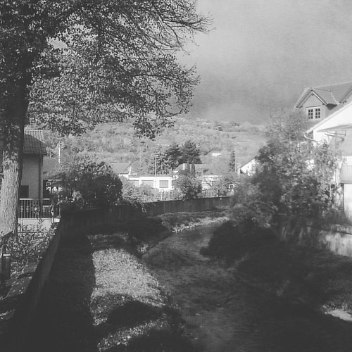 #morning #river #village #instagood #germany #smallarestoteles #feelings #view #bnw_planet #bnw_globe #photography #photos #instagram #sweet #eyes