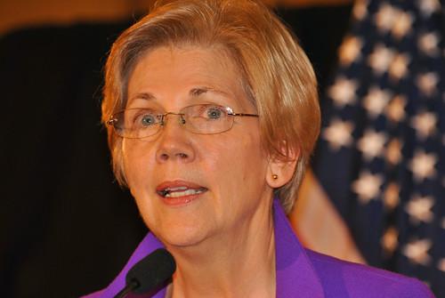 Senator Elizabeth Warren, From FlickrPhotos
