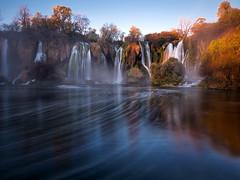 Kravice waterfall (Leonardo Đogaš) Tags: outdoor water waterfall kravice trebizat trebižat herzegovina hrecegovina leonardo đogaš river mist colour