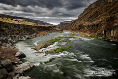 Auger Falls, Snake River near Twin Falls, Idaho (Jacque Osborn Photography) Tags: snakeriver augerfalls twinfalls idaho jacqueosbornphotography nature photographer landscape waterfalls