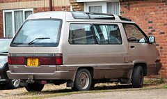 G67 PCE (Nivek.Old.Gold) Tags: 1990 toyota town ace super extra diesel turbo 1970cc skyliteroof