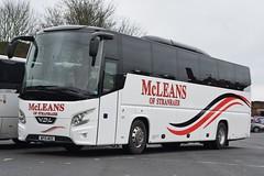 WP15MOS  McLeans, Stranraer (highlandreiver) Tags: wp15mos wp15 mos mcleans coaches stranraer vdl futura 2 bus coach carlisle cumbria