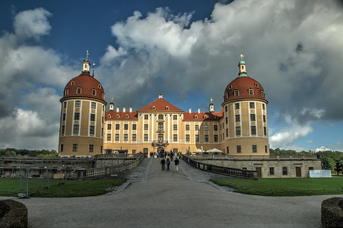 Schloss Moritzburg I