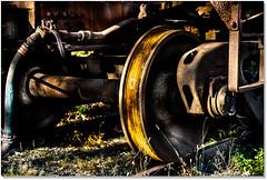 Rail & Wheel (Sigpho) Tags: sigpho nikon