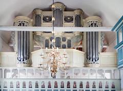 The Organ of St. Bartholomus, Mittelnkirchen, Germany (Philinflash) Tags: 2016 church churchinteriors europe germany organ orgel otherkeywords places mittelnkirchen dasalteland