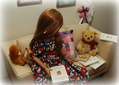Preparation (Little little mouse) Tags: tanlaryssa kayewiggs tansy bjd dollfie homemadedress