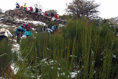 Senderismo Sermar Valladolid Ciñera Valporquero Felmin León - Foto Luisa Marciel (13)