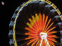 Flammende Sterne Ostfildern 01 (hoppala2710) Tags: flammendesterne ostfildern feuerwerk riesenrad langzeitbelichtung