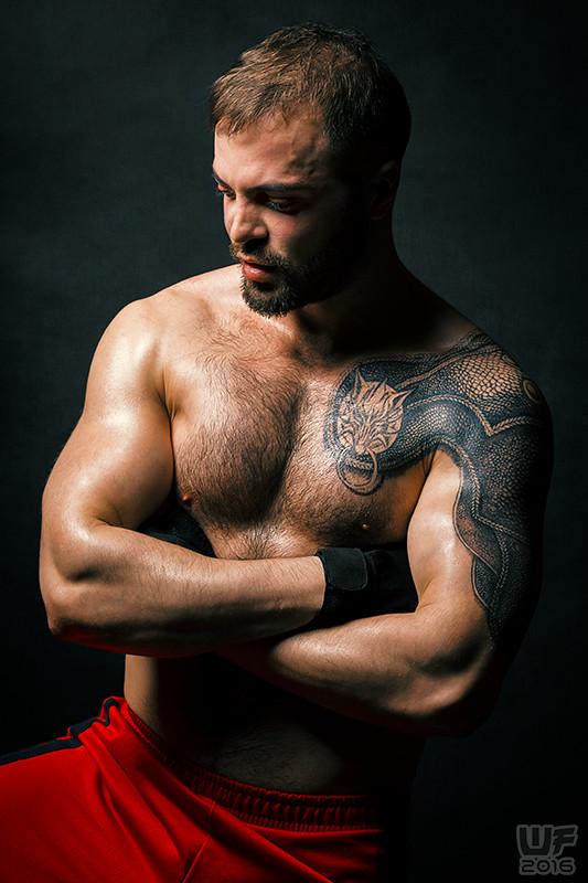 New gladiators nude