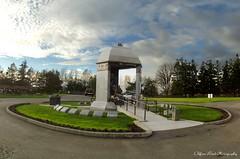 Overview (che2525) Tags: hendrix jimmy memorial grave site purple haze little wing rock roll