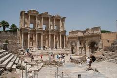 Ephesus, Turkey (Marconerix) Tags: turchia turkey turkei holiday urlaub vacation vacanze efeso ephesus archeologicalsite ruins sitoarcheologico rovine archeologia turismo cittàperdute cittàperduta ancientwonder