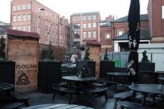 Happy hour? (Moochin Photoman) Tags: belfast northernireland happyhour pub exterior outdoor lonelypint