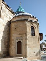 Konya - Mevlana Turbesi, detail (3) (damiandude) Tags: rumi dervish sufi