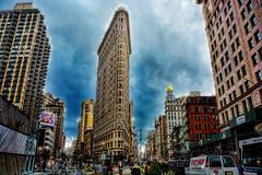 Flatiron Building (Miradortigre) Tags: newyork usa torre tower building architecture arquitectura nuevayork