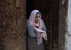 Faces of Fes (Georgie Pauwels) Tags: fes street streetphotography women morocco candid