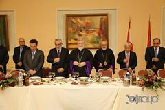 (Aram Somoundji) Tags: armenian church holyseeofcilicia aram catholicosarami beirut lebanon bourjhammoud