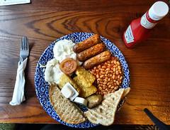 Photo of Full Veggie Breakfast