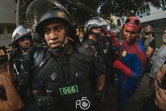 Brazil-protests-beginning-Olympics-19 (Josev Carrillo) Tags: brazil rio2016 olimpiadas juegosolimpicos 2016 riodejaneiro manifestacion protesta rally presidente micheltemer juegos exclusion jogos exclusao