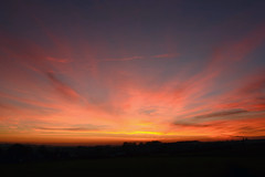 Sunset ... 30/11/2016 (AndyorDij) Tags: sunset dusk empingham england rutland uk unitedkingdom 2016 autumn andrewdejardin