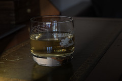 A Glass of Water? (Nick.Ramsey) Tags: canonefs1755mmusm eos7dmarkii whisky caolila glass islay uisgebeatha water wateroflife aglassofwater