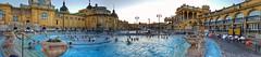 Panorama of Szechenyi Spa, Budapest. (christine zenino) Tags: szechenyi spa baths thermalpool mineralspa panorama