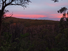 Apsley Gorge Sunset