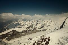 Swiss Alps (Eyes of Cintamamat) Tags: snow mountains alps switzerland paradise swiss glacier valley zermatt matterhorn