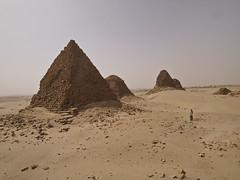 Nuri Archaeological Site III - 50498 (opaxir) Tags: archaeology sudan nuri nubia kush napata jebelbarkal
