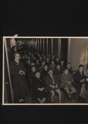 Milincroft School 1960s