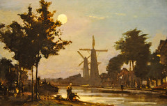 Johan Barthold Jongkind - Moonlight on the Canal, 1856 at Baltimore Museum of Art Baltimore MD (mbell1975) Tags: art museum painting canal us md gallery museu fine arts maryland baltimore musée musee m impressionism moonlight museo impression impressionist johan muzeum balitmore 1856 müze jongkind barthold museumuseum