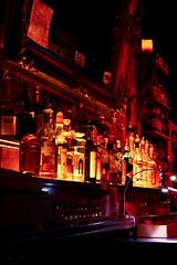 Bored Again @ Mainstay (Mark Dumont) Tags: bar mark cincinnati alcohol rum backlit bacardi dumont