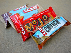 CLIF Bar Mother's Day Giveaway! (Brian's Backpacking Blog) Tags: original bars chocolate almond fudge salty butter peanut brownie mojo crunch pretzel cocnut clif