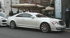 Xenatec Maybach 57s Coupe Cruiserio (Ian Press Photography) Tags: england london cars car mercedes benz transport luxury rare coupe 57 maybach 57s worldcars xenatec cruiserio