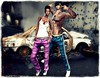 ..:: OUTFIT 05 ::.. (NyTrO StOrE) Tags: street urban woman man store mesh wear clothes hip hop styel nytro