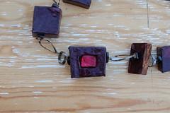 prove catalogo 058 (Basura di Valeria Leonardi) Tags: basura collane polistirolo reciclo cartadiriso riciclo provecatalogo