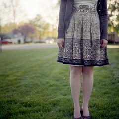 Caitlin On A Sunday. (freedomflash) Tags: family caitlin sam kodak portait hasselblad 400 portra f28 planar 80mm 500cm carlzeiss