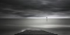 Kingsdown (richard carter...) Tags: sea seascape canon widescreen jetty stormy 1635 kingsdown eos5dmk2