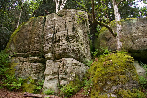 Eridge Rocks by debs-eye, on Flickr