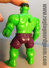 Hulk Cake Topper  (2) (Raging Nerdgasm) Tags: cake tom hulk topper raging rng nerdgasm khayos