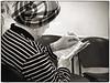 Of Piety and Prayers (Mike Goldberg) Tags: woman jerusalem clinic prayers mikegoldberg panasonicfz35