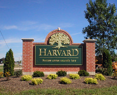 Monument Sign | Signarama | Harvard