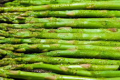Asparagus (AtomImage) Tags: food spices asparagus oliveoil roasted howtwocookcom