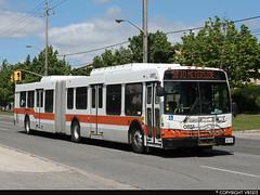 Mississauga Transit #0851 (vb5215's Transportation Gallery) Tags: new flyer transit mississauga 20072008 d60lfr