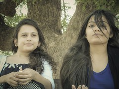 Niharika & Jinal (kingkvn7) Tags: portrait love portraits happiness kingkvn7