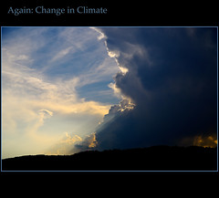 2013 06 08 Again- Change in Climate