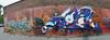 Panorama 69 v2 (collations) Tags: toronto ontario graffiti motel osker