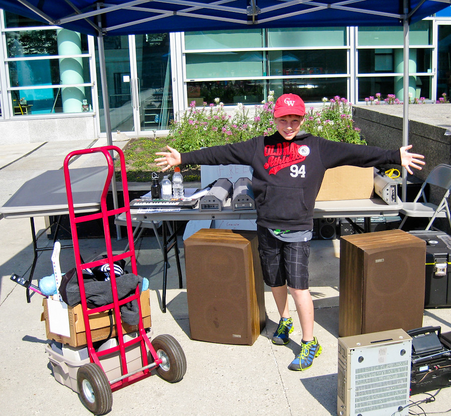 Waterloo Maker Faire 2013 006