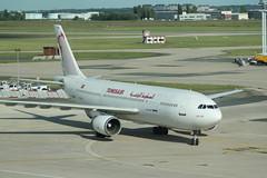 Airbus A300: 0563 TS-IPB A300B4 605R Tunis Air Paris CDG Airport (emdjt42) Tags: airbus a300 tunisair parisorlyairport tsipb