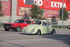 Classic VW Beetle (Drontfarmaren) Tags: classic vw beetle volkswagen typ power big meet 2013 friday fredag västerås sweden american cars vintage bilder poctures galleri gallery drontfarmaren car show 5 jun coverage
